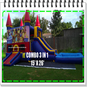 COMBO 3 in 1 15X26